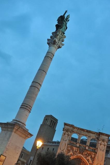 Colonna S.Oronzo a Lecce