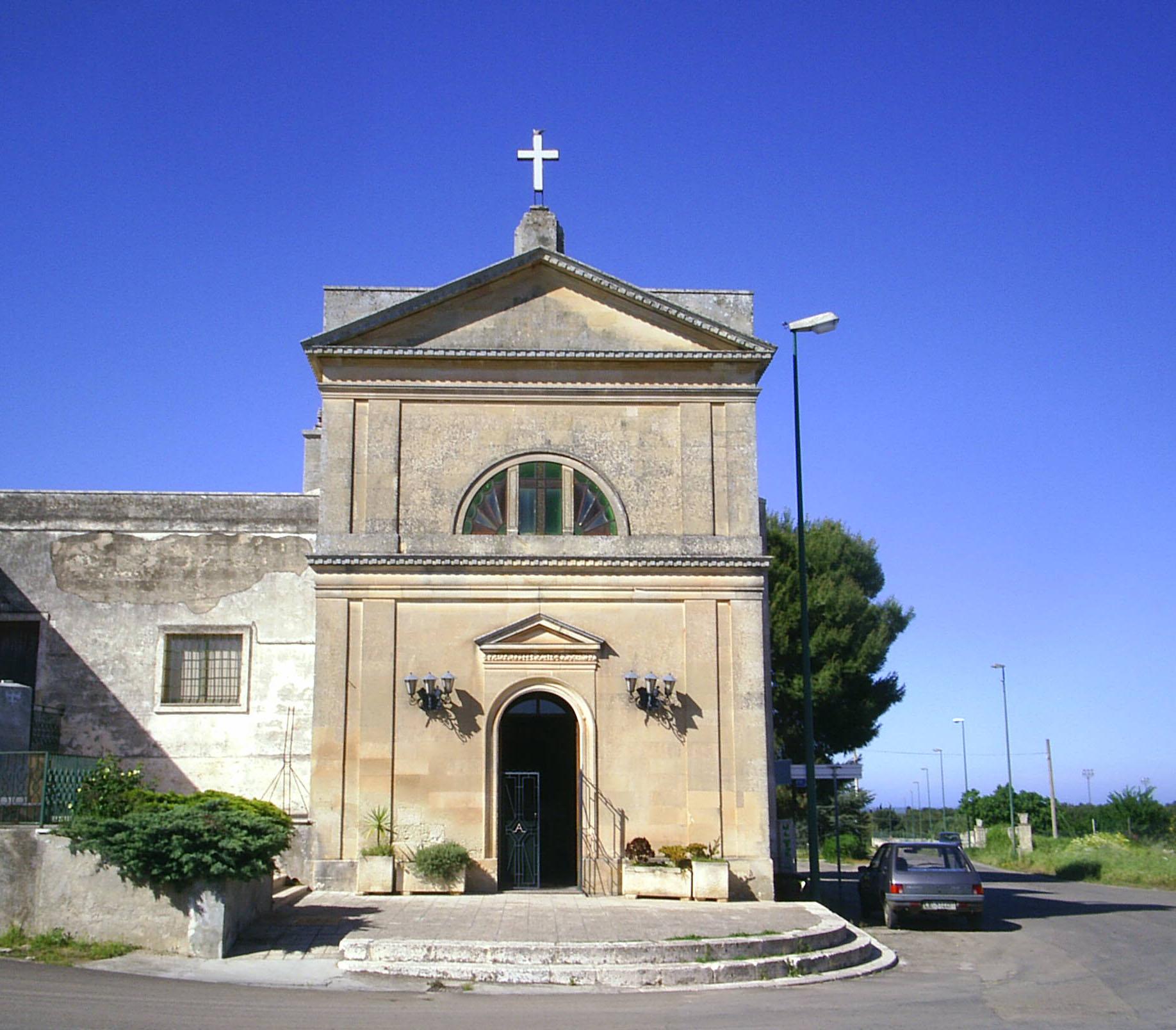 Cappella della Madonna di Costantinopoli a Cannole