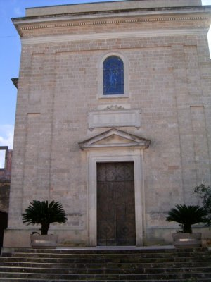 Chiesa Matrice a Collepasso
