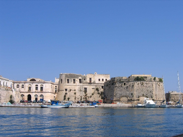 Castello Angioino a Gallipoli