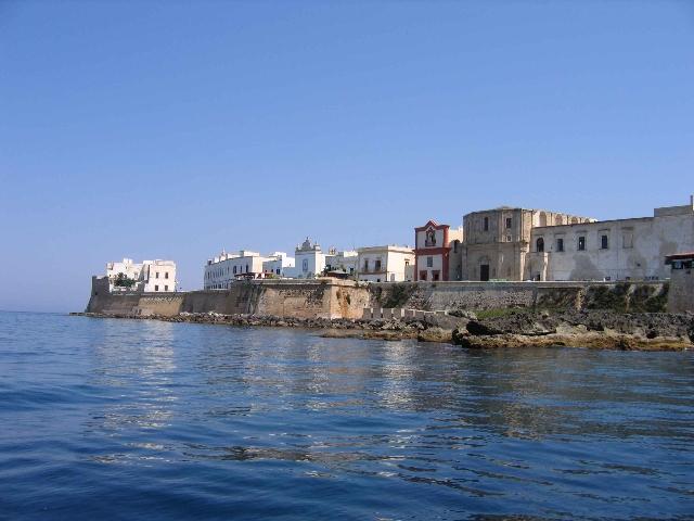 Città vecchia di Gallipoli