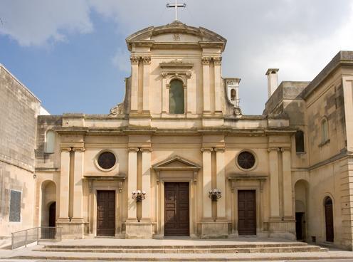 Chiesa della Madonna di Costantinopoli a Maglie