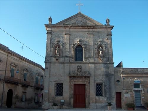La Chiesa dell'Immacolata Martano