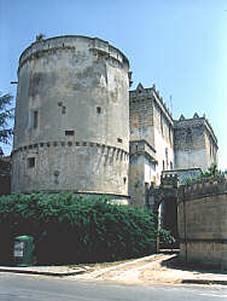 Castello Morciano di Leuca