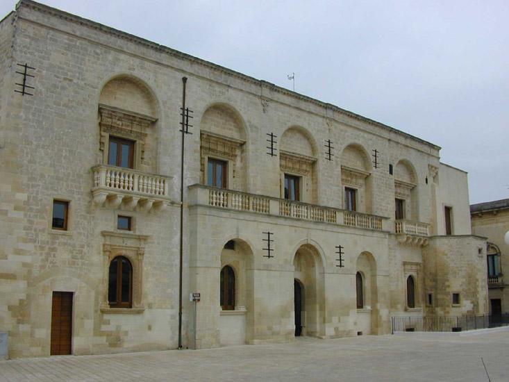 Castello Muro Leccese