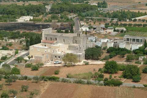 Convento chiesa dei Domenicani a Muro Leccese