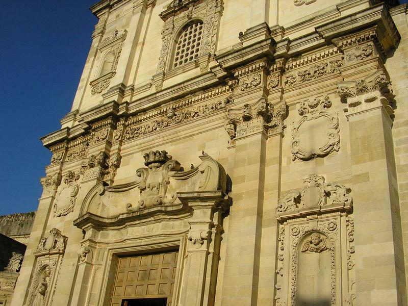 Chiesa della Trasfigurazione Poggiardo