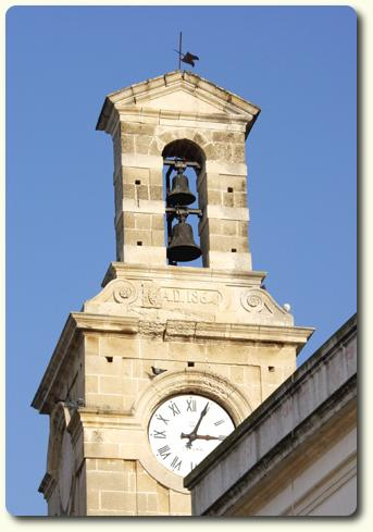 Torre dell'orologio Racale