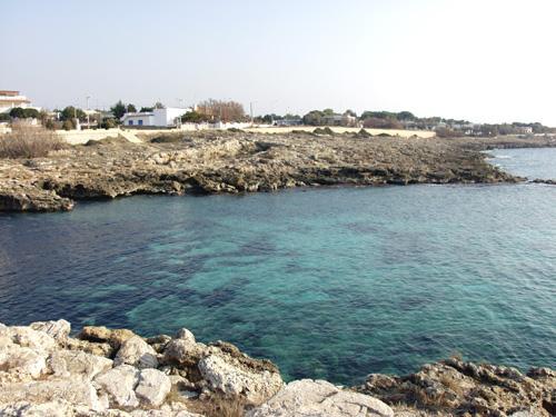 Torre Suda, marina di Racale