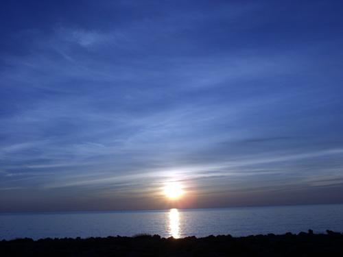 Tramonto Torre Suda, marina di Racale