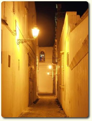 Centro storico di Racale