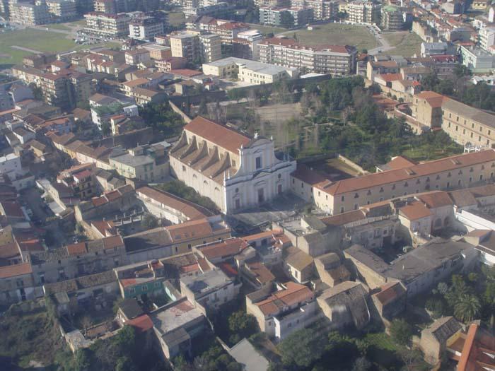 Vista aerea Sannicola