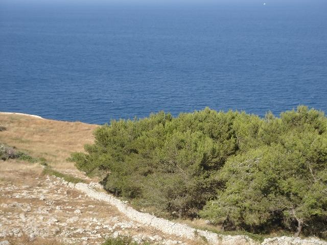 Mare a Santa Cesarea Terme