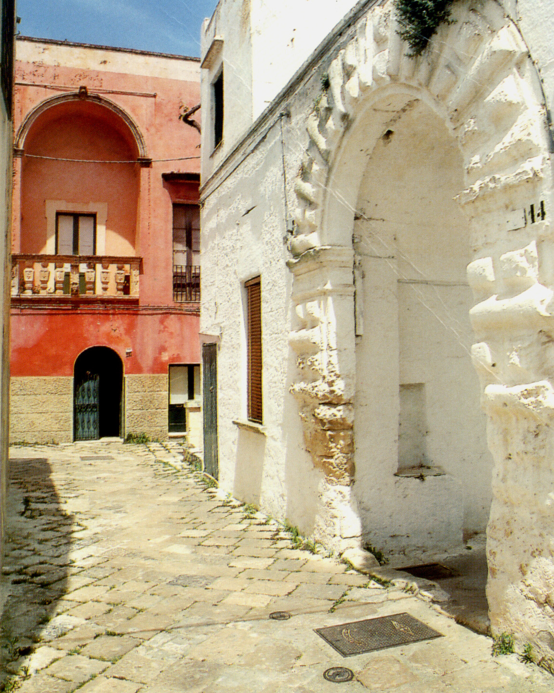 Centro storico di Specchia