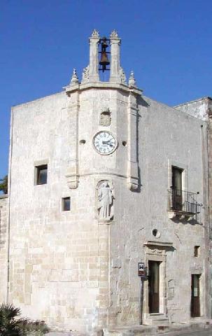 Torre dell'orologio Spongano