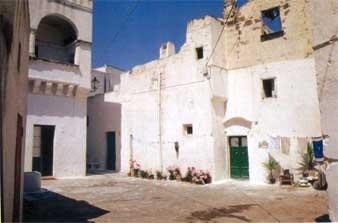 Centro storico Taviano