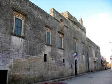 Palazzo Baronale Tiggiano