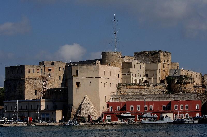 Il castello Brindisi