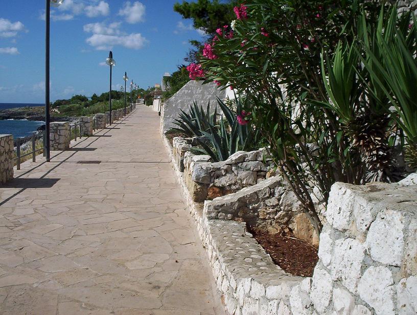 Lungomare Marina di Andrano, Tricase, Lecce