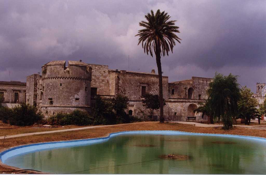 Paesaggio Marina di Andrano, Tricase, Lecce