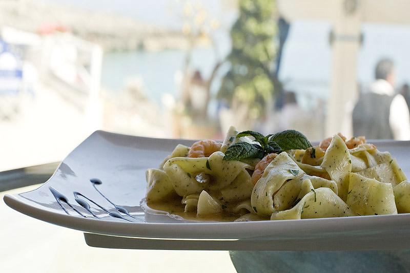 Cucina tipica presso Ristorante Lo Scalo a Novaglie (Lecce)