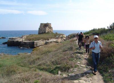 Trekking nel Salento con Avanguardie