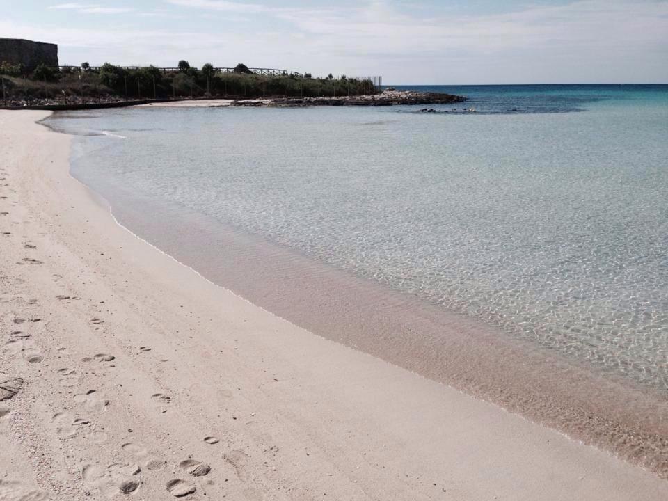 Mare splendido al Lido Oasis di Porto Cesareo