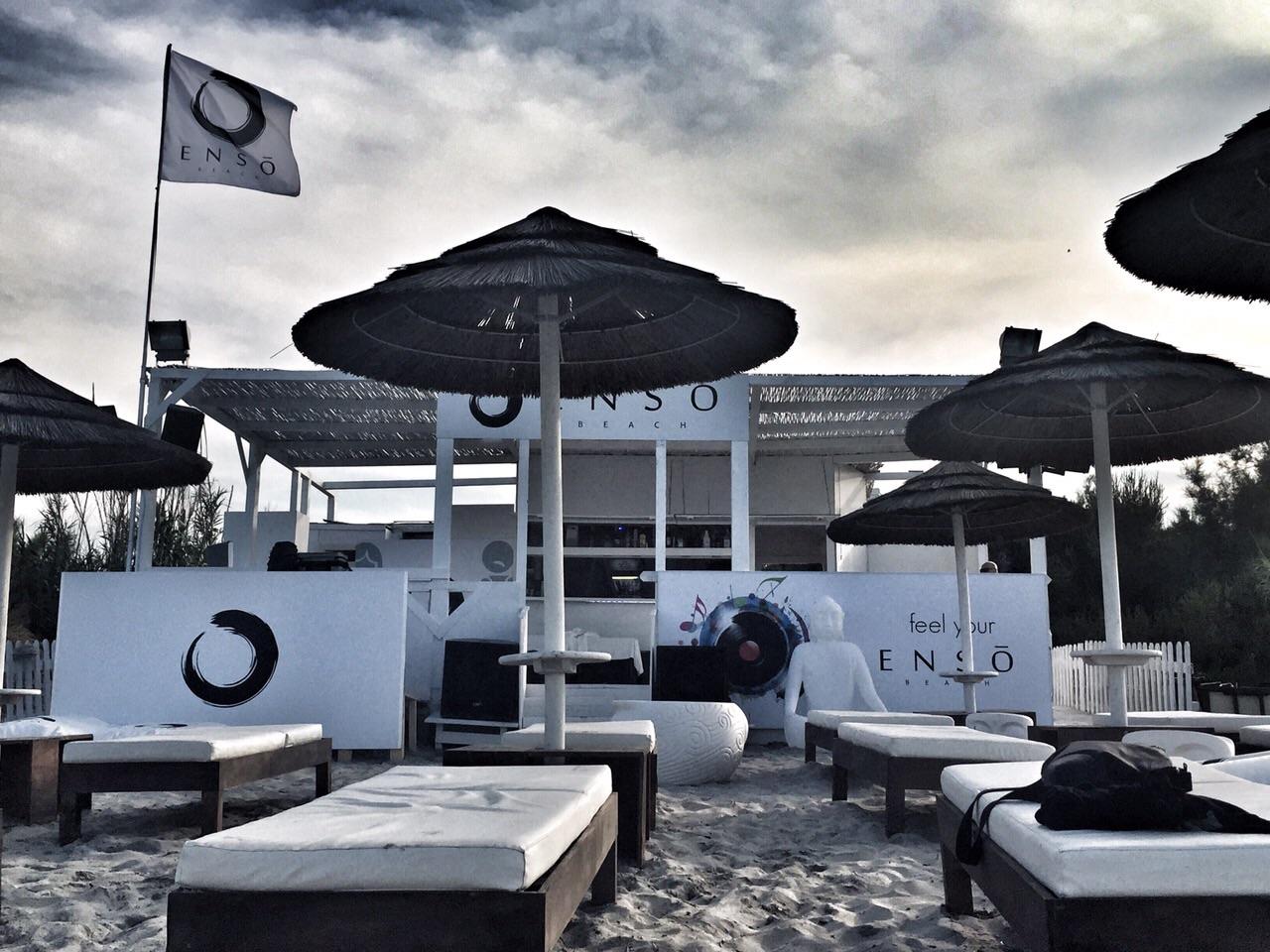 Enso beach lido balneare del Salento