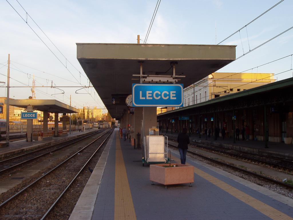 transfer dalla stazione di Lecce