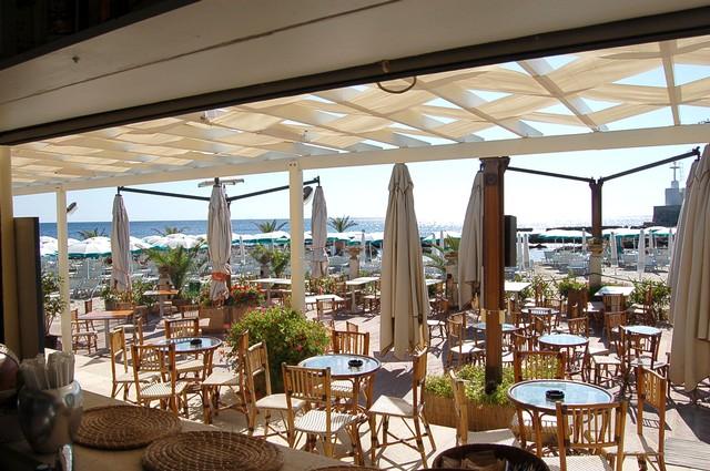ristorante Atlantis direttamente sul mare a Otranto