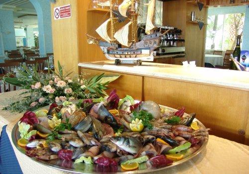 foto gastronomia a Porto Cesareo