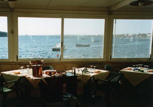 foto ristorante lo scoglio Porto Cesareo, Puglia