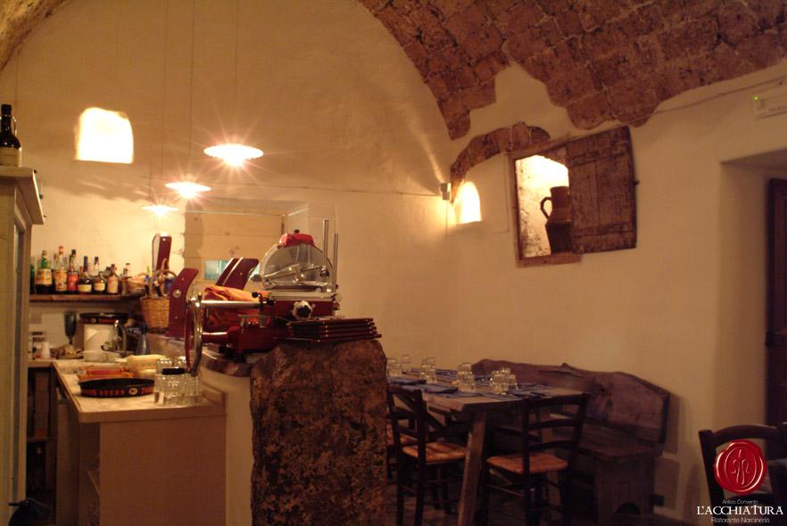 Foto ristorante L'acchiatura a Racale, Lecce