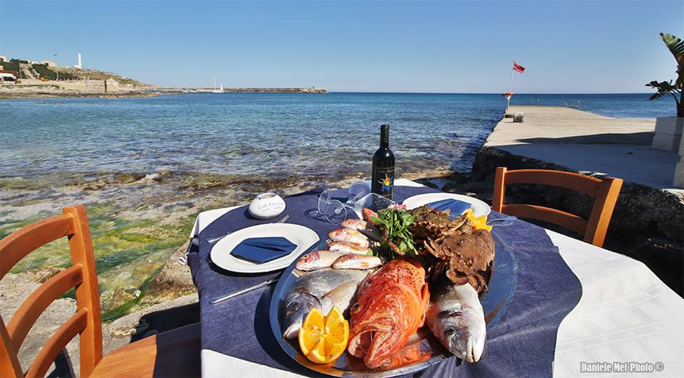 ristorante di Pesce a Santa Maria di Leuca