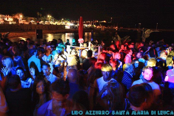 divertenti serate nei locali notturni a Santa Maria di Leuca
