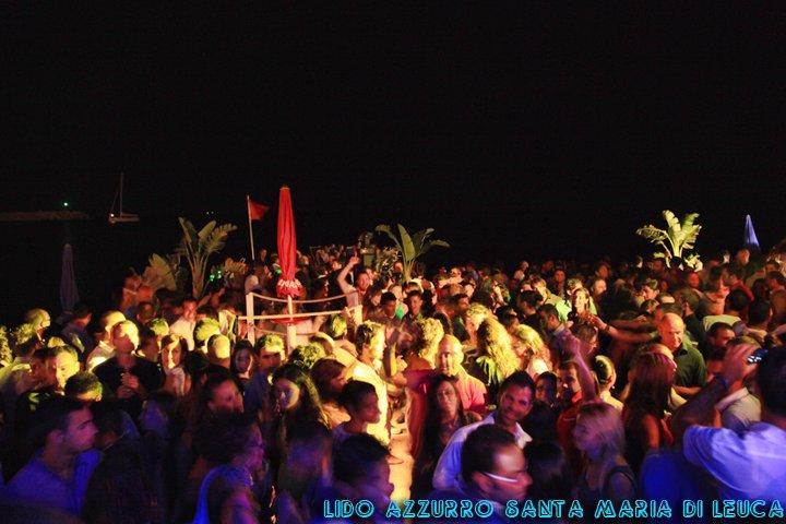 Ballare a Santa Maria di Leuca