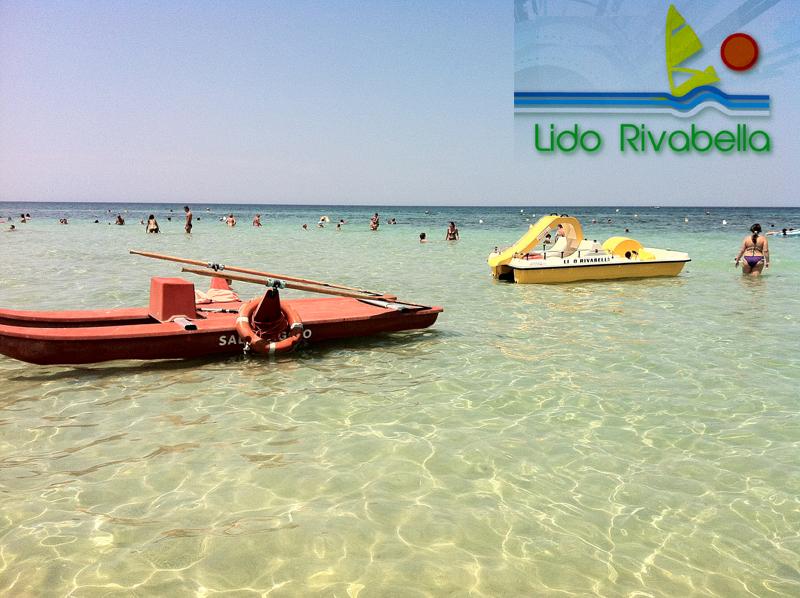Spiaggia di Rivabella (Gallipoli)