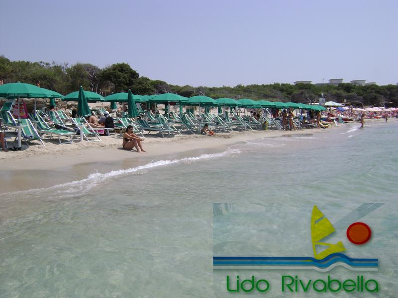 Spiaggia di Rivabella (Puglia)