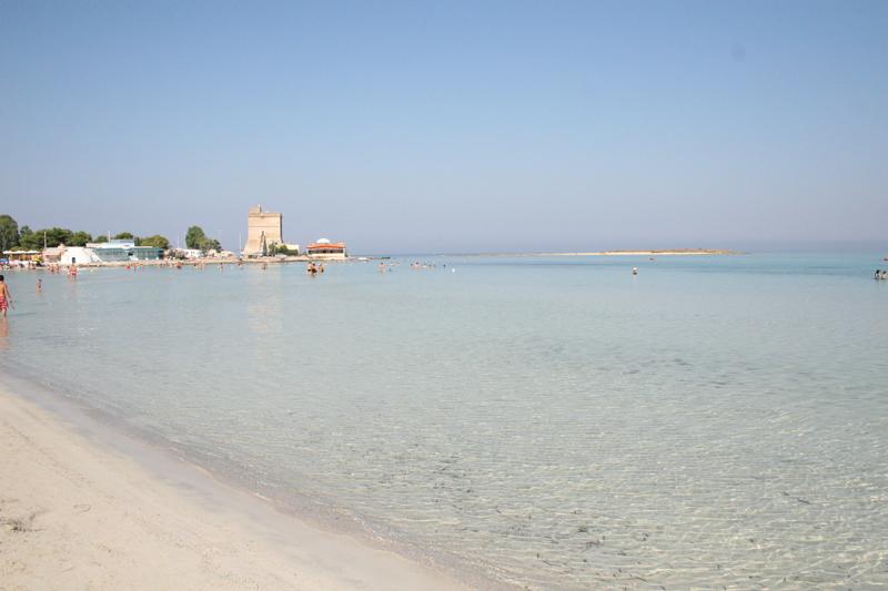 Lido Oasi a Sant'Isidoro, marina di Nardò (Lecce - Puglia)