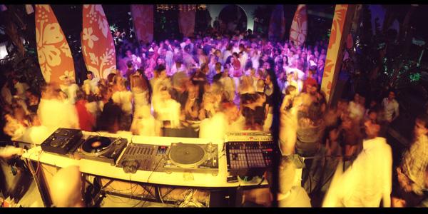 foto discoteca Bahia Otranto
