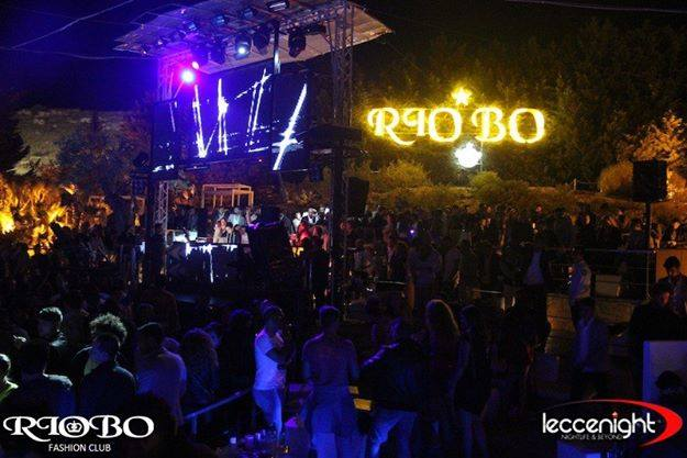 discoteca Rio Bo Gallipoli (Salento)