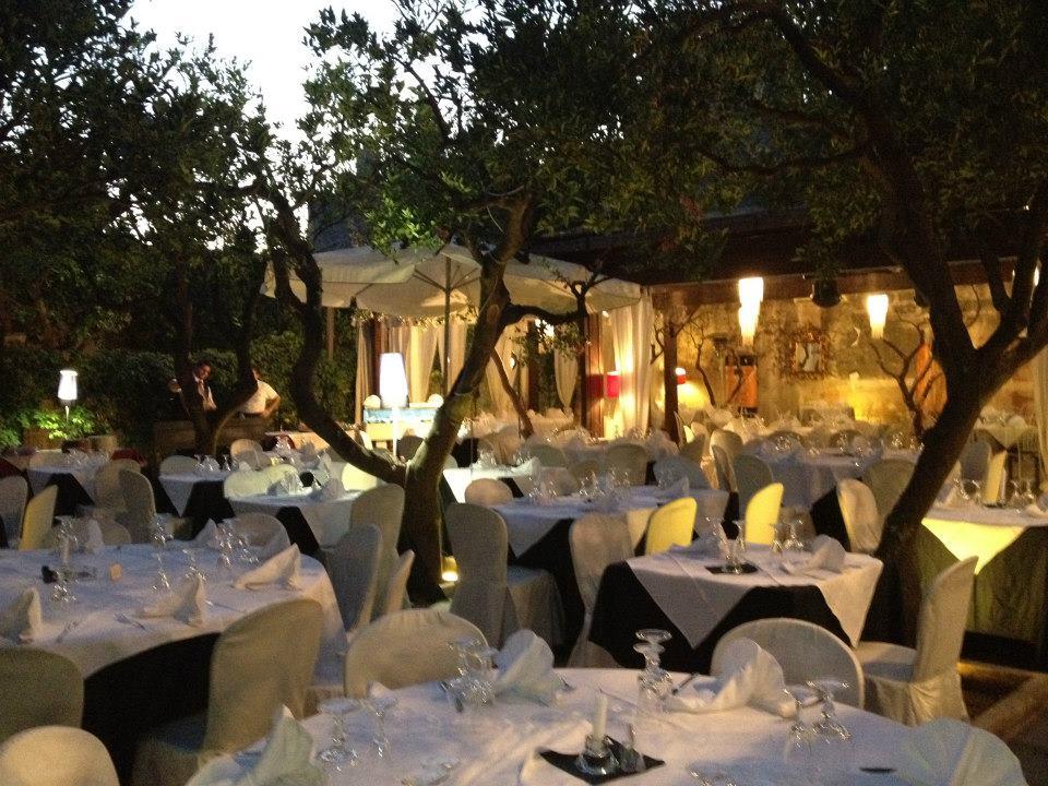 cenare al Caffè Borghese a Poggiardo (Lecce)